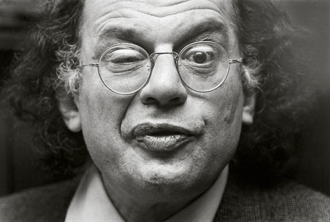"""13 Lectures from Allen Ginsberg's """"History of Poetry"""" Course (1975) 