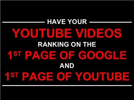 YouTube Ranking Blueprint - Boris Savransky and Alex Zubarev | Mainly Social | Scoop.it
