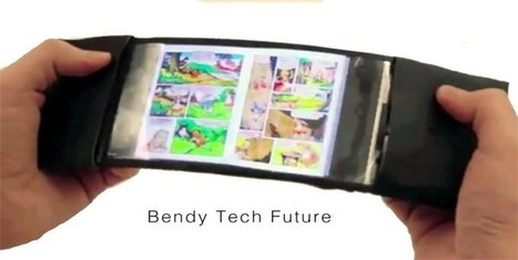 Flexible Screen Smartphones Future UI Implications Brainstorm & Video via @Curagami | Design Revolution | Scoop.it