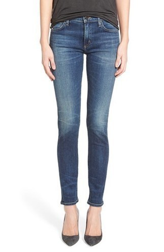 Women's Citizens of Humanity 'Agnes' Slim Straight Leg Jeans (Euclid) | Jeans Fashion | Scoop.it