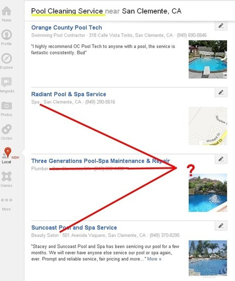 Google+ Local Pages Category Confusion   Go Mobile Social Local Today    GoMoSoLo   Scoop.it