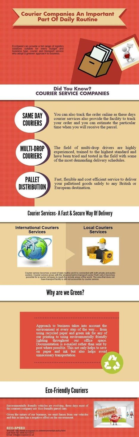 Courier Services | Courier Services | Scoop.it