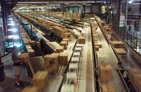 Wal-Mart Used Technology to Become Supply Chain Leader | Expert Supply Chain | Scoop.it