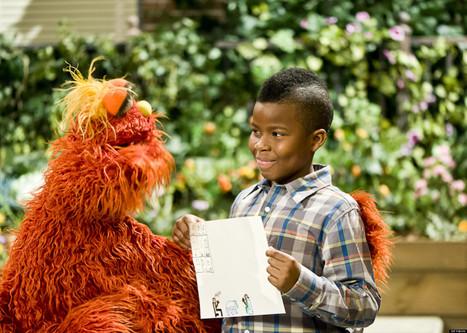 WATCH: 'Sesame Street' Tackles America's Incarceration Epidemic | digital divide information | Scoop.it