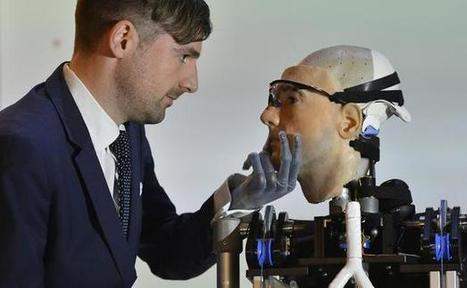 Rex, l'homme bionique qui valait 1 million de dollars | Cyborgs_Transhumanism | Scoop.it