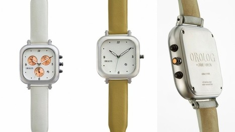 These Swiss Wrist Watches Are Contemporary, Classic, and Utterly Crave-able | watches22 | Scoop.it