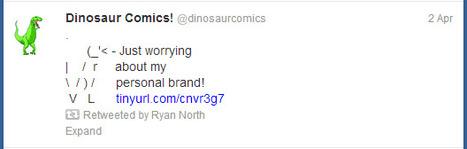 ASCII Art Dinosaur on Twitter   ASCII Art   Scoop.it