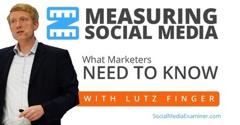 Measuring Social Media: What Marketers Need to Know | | Social Media by BeSocialOnline | Scoop.it