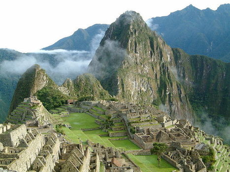 HOW TO PRESERVE MACHU PICCHU AND IT'S COMMUNITY | Inspired adventures | Scoop.it