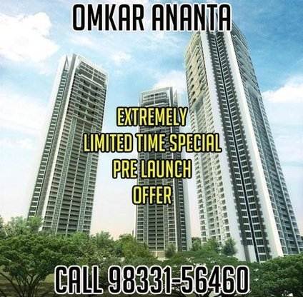 Omkar Ananta Goregaon Mumbai | Real Estate | Scoop.it