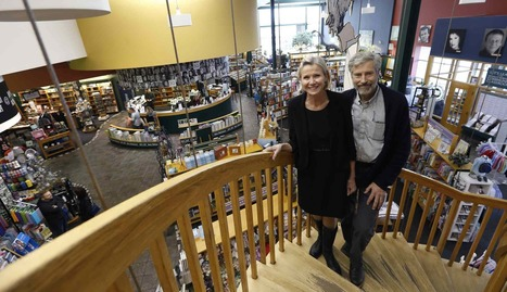 A chapter closes for Paul and Holly McNally, who created Canada's largest independent bookstore | Winnipeg Market Update | Scoop.it