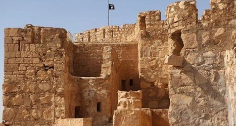 Hebrew inscriptions, jewels of Palmyra's Jewish past, may be lost forever   Jewish Education Around the World   Scoop.it