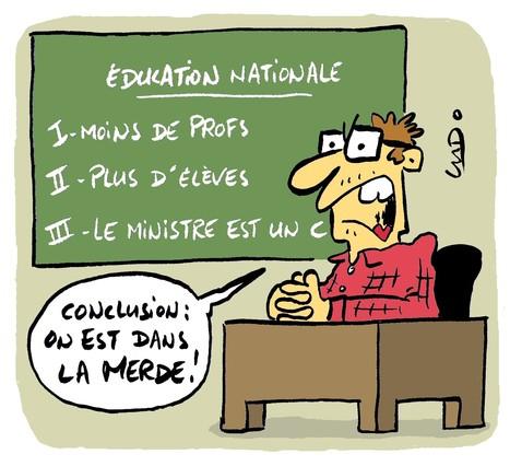 APEN : enquête sur la précarisation dans l'Éducation nationale | Technologies numériques & Education | Scoop.it