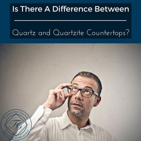 Is There A Difference Between Quartz and Quartzite Countertops? - Flemington Granite | Home Improvement, Modular Construction, Modular Buildings, Prefabricated Building | Scoop.it