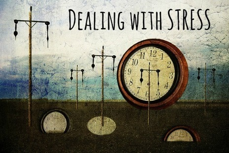 How to Deal with Stress in a Deadline-Driven Industry   Copyediting.com   Content Marketing Editors Rundown   Scoop.it