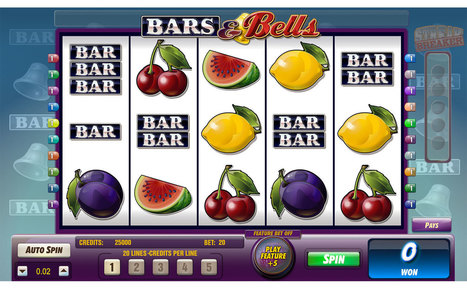 Play Bars and Bells Slots Online at Genting Casino   Press Releases   Scoop.it