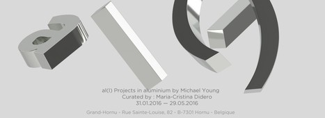 CID Grand Hornu | AL(L) - Projects in aluminum by Michael Young | design exhibitions | Scoop.it