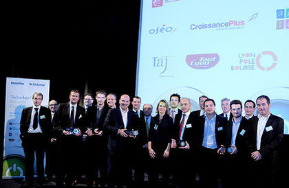 Palmarès 2012 du Deloitte Technology Fast 50 Grand Rhône-Alpes | Internet e-commerce | Scoop.it