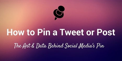 Las mejores prácticas sobre cómo publicar un Tweet y una entrada en Facebook | Seo, Social Media Marketing | Scoop.it