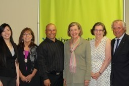 2013 Dr. Marilyn Trenholme Counsell Literacy Awards | Literacy Coalition of New Brunswick | AboriginalLinks LiensAutochtones | Scoop.it