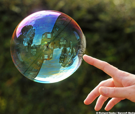 Don't Worry Too Much About the Higher Ed Bubble   TRENDS IN HIGHER EDUCATION   Scoop.it