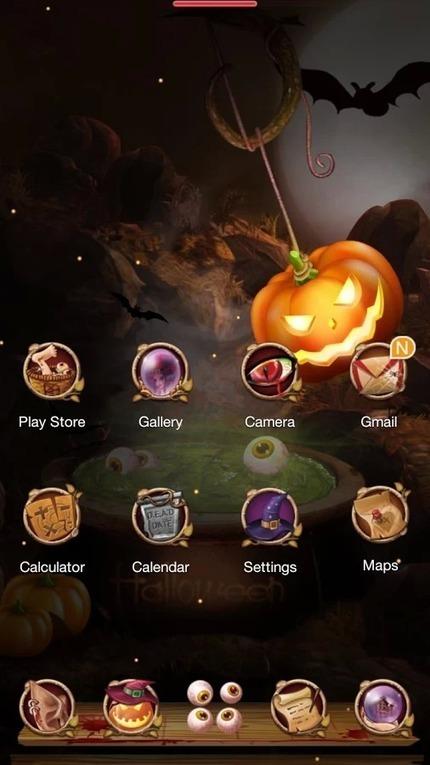 Next Pumpkins Livewallpapers v1.0 | ApkLife-Android Apps Games Themes | guilhermecamargo | Scoop.it