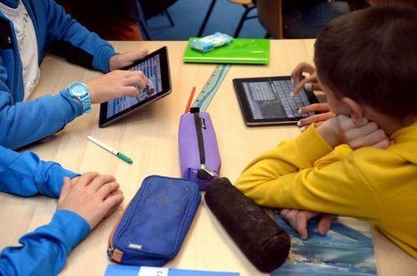 «L'école a un grand rôle à jouer dans une société numérique» | Quatrième lieu | Scoop.it