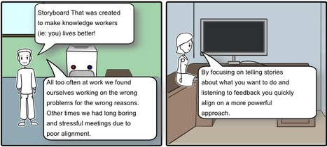 Welcome to Storyboard That: Especially for followers of Presentation Zen | Social Media Resources & e-learning | Scoop.it
