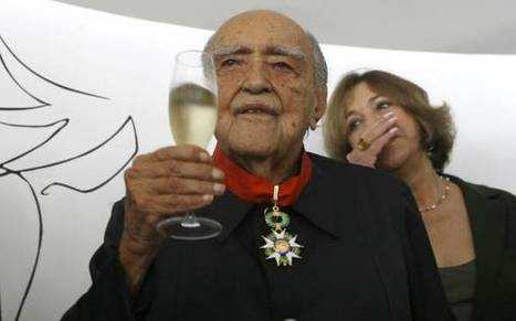 Legendary Architect Oscar Niemeyer Has Died - Cuba Headlines | Innovation News | Scoop.it