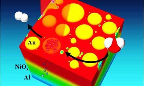 Team demonstrates solar water-splitting technology | Cool Future Technologies | Scoop.it