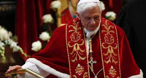 Malachy Prophecy & Pope Benedicts Resignation | Conspiracies | Scoop.it