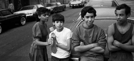 todavía al fotógrafo Dad (Papá) El reportero Stephen Shames fotografió la vida de los jóvenes del Bronx a finales de los 70 | Cuidando... | Scoop.it
