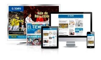 EL TIEMPO recibe premio por Entretenimiento y Medios en E ... - ElTiempo.com | eCommerce | Scoop.it
