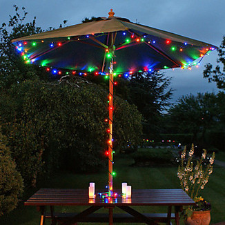 100 Colorful Outdoor Led Solar Fairy Lights Christmas Decor Lamp Gifts – LightSuperDeal.com | LED lights | Scoop.it