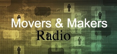 WMKR:  Movers and Makers - Laura Fleming #BAM #Radio | iPads in Education | Scoop.it