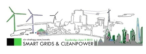 5th Smart Grids and CleanPower Conference 5 June 2013 Murray Edwards College, Cambridge | ALL EVENTS - CARMEN ADELL | Scoop.it