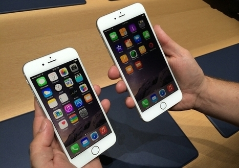 iPhone 6 and iPhone 6 Plus: What is Brewing at Apple | Appdevelopment .com Inc | Scoop.it