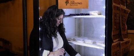 Des frigos dans la rue pour éviter aux victimes de la crise argentine de fouiller dans les poubelles | Innovation sociale | Scoop.it