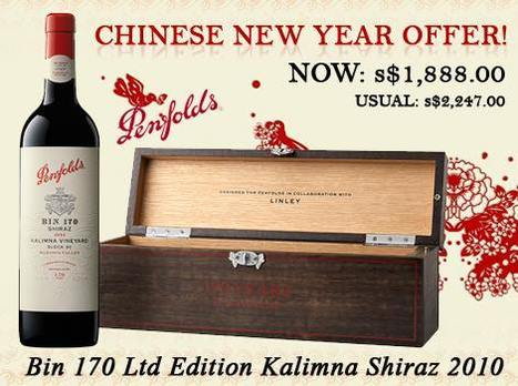 Chinese New Year Hampers 2015 | The Oaks Cellars | Scoop.it