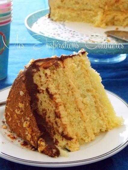 Gâteau d'anniversaire praliné | Recettes de fetes | Scoop.it