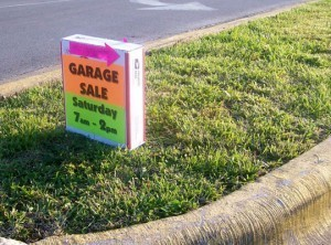 Have A Winning Garage Sale | Home & Office Organization | Scoop.it