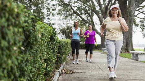 Walk your way to better health | Easy Slim Tea Lose Weight | Scoop.it
