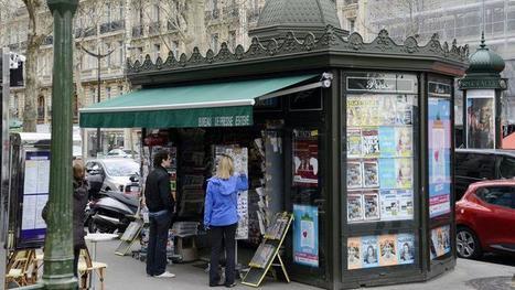 Presse: le numérique compense la baisse des ventes en kiosque | Actu des médias | Scoop.it