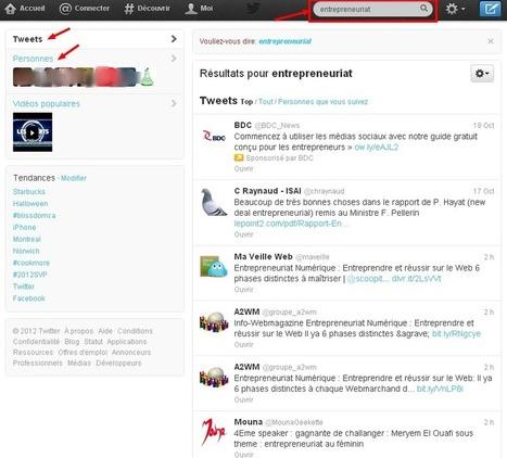 Réaliser une recherche avancée sur Twitter ! - continuum-communication | Tout savoir sur Twitter | Scoop.it