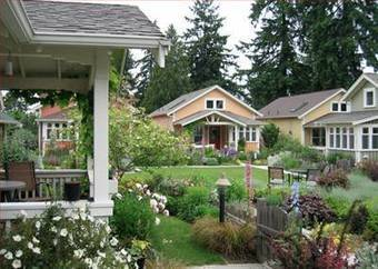 Happy News - Pocket neighborhoods: beyond the dream home to a dream community | Issues Effecting Transformational Learning | Scoop.it