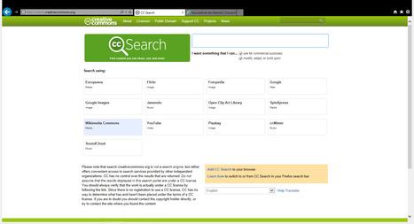 cc search   buscadores de internet   Scoop.it