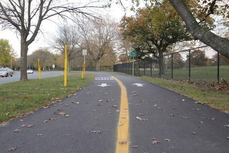 Preserving history with a bike path - liherald.com | William K Vanderbilt II | Scoop.it