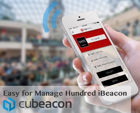 Apple's Ibeacon Will Be Used by Taxi App to Send Information Coupons to nearby Iphone Users | Internet of things | Scoop.it