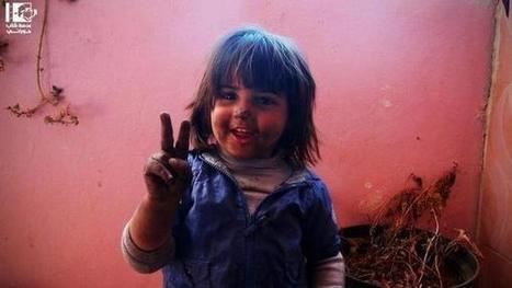 Picture #Syria happiness despite the pain | Might be News? | Scoop.it
