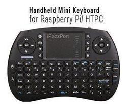 iPazzPort Handheld mini keyboard for Smart tv/HTPC/XBMC/Raspberry Pi $13.70 w/coupon AmazonPrime shipping available | Raspberry Pi | Scoop.it